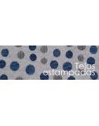 Telas de tapicería con estampados