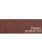 Telas de tapicería de piel sintética
